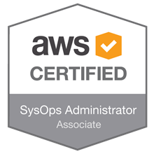 AWS Certified - SysOps Administrator Associate